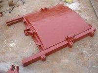铸铁镶铜闸门(产品6)