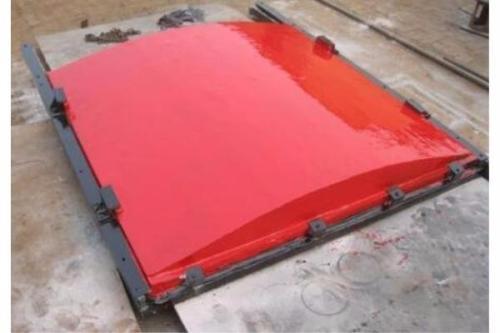 铸铁镶铜闸门厂家(产品2)