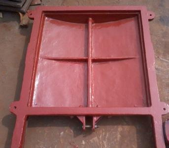 铸铁镶铜闸门厂家(产品3)